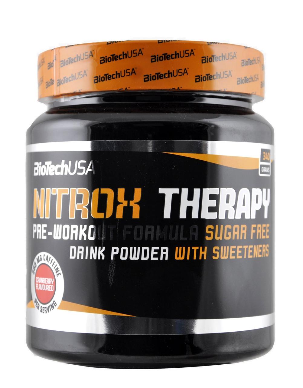 ПредтренNitrox Therapy Biotech 340 грамм