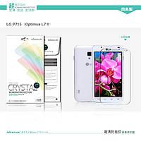Защитная пленка Nillkin для LG Optimus L7 II Dual (P715) глянцевая, фото 1