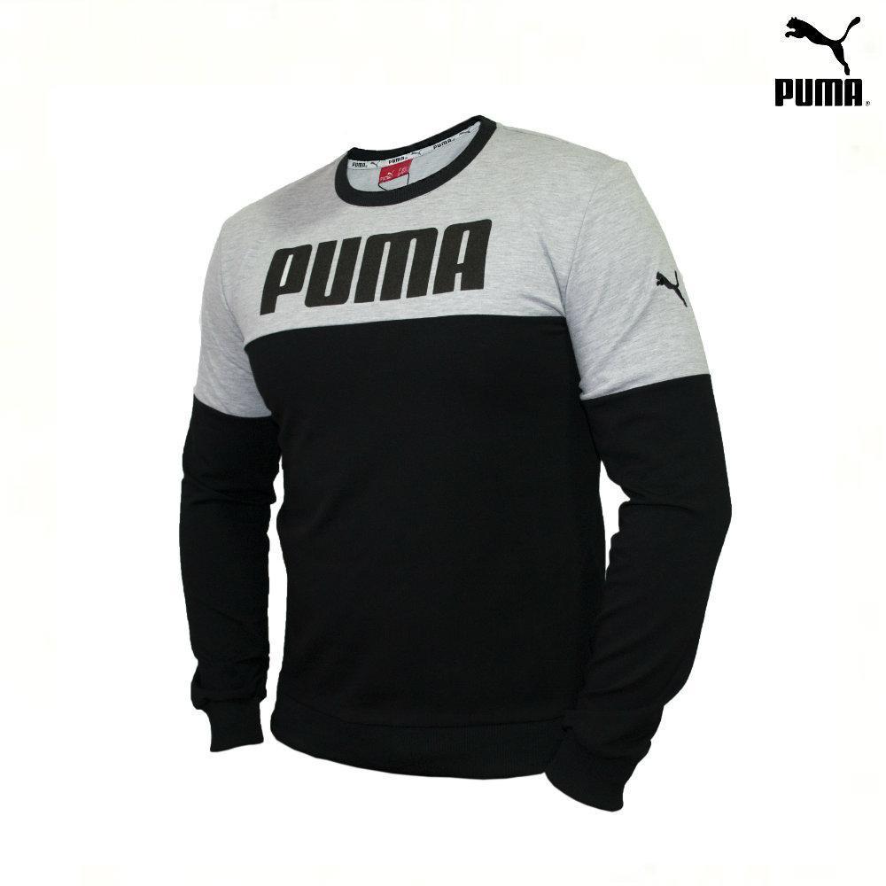 Мужской Свитшот. Реплика PUMA. Мужская одежда XL