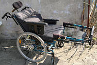 Коляска для долговременного ухода AluRehab NETTI III Comfort Wheelchair