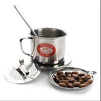 """Пресс фильтр для приготовления натурального кофе """"по -вьетнамски"""", фото 1"""