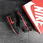 Мужские кроссовки Nike Free Run 5.0 (черно-красные) , фото 2