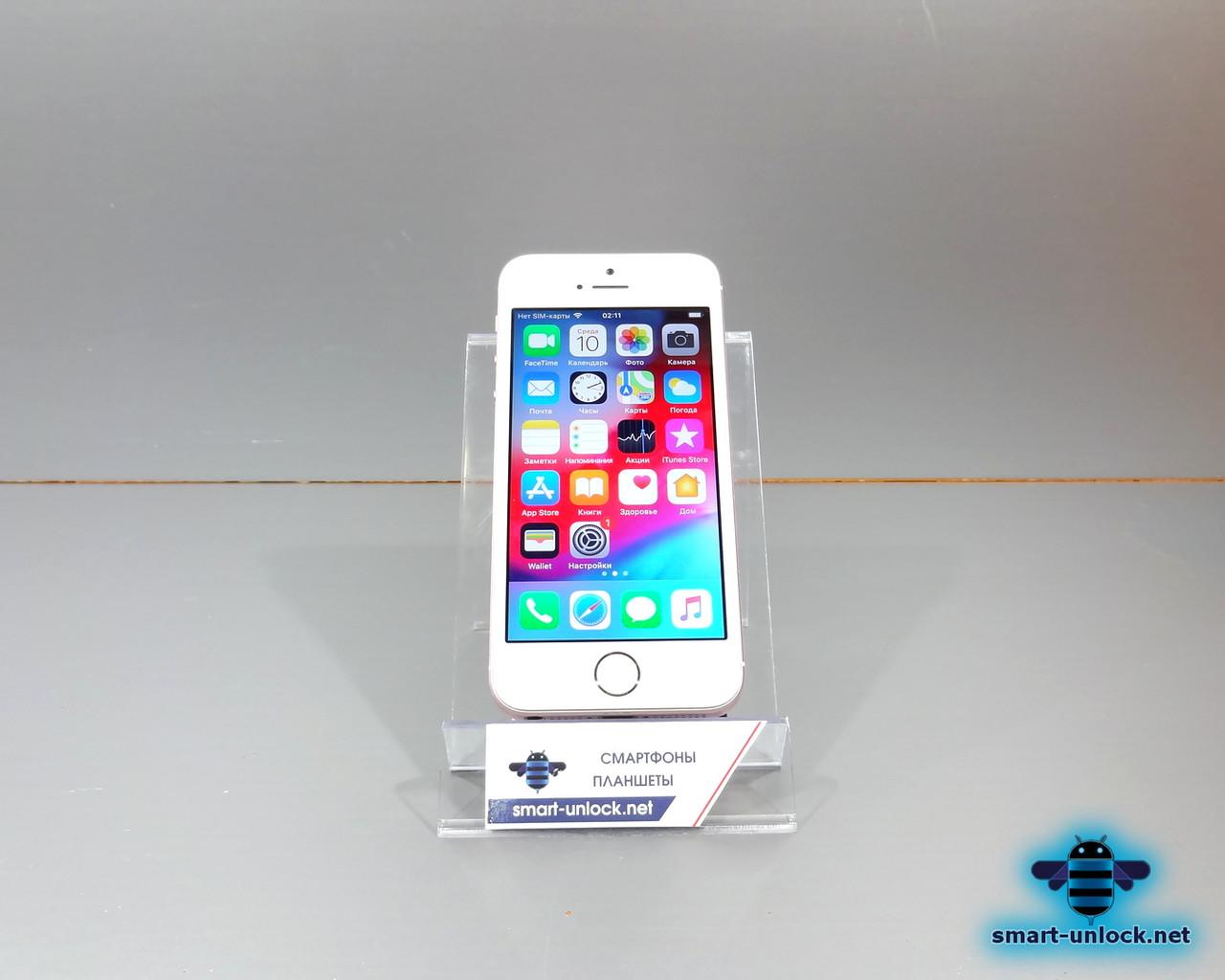 Телефон, смартфон Apple iPhone SE 16gb Neverlock Покупка без риска, гарантия!