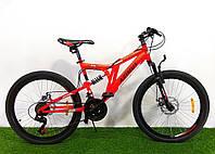 Горный велосипед Azimut Blackmount 24 GD