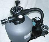 Фильтрационная установка EMAUX FSF400 (6,48 м3/ч)