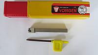 Резец резьбовой для наружной резьбы с механическим креплением 0808 11E SER Vorgen