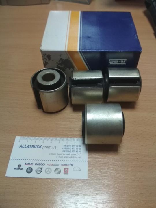Сайлентблок стабилизатора разрезной MAN M2000/F2000 16x45x32/38/47mm разрезной