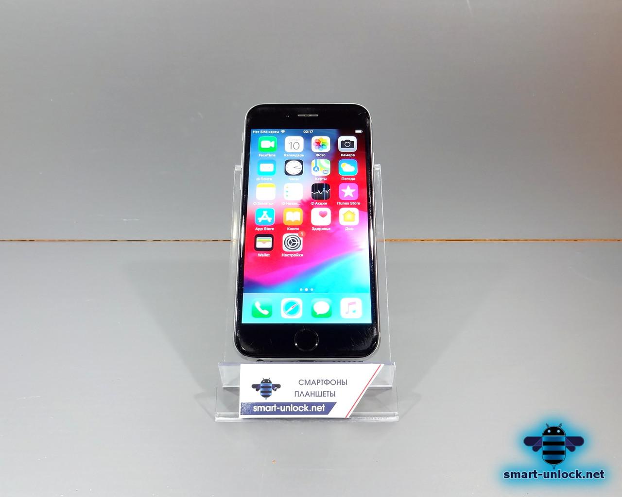 Телефон, смартфон Apple iPhone 6 16gb Neverlock Покупка без риска, гарантия!