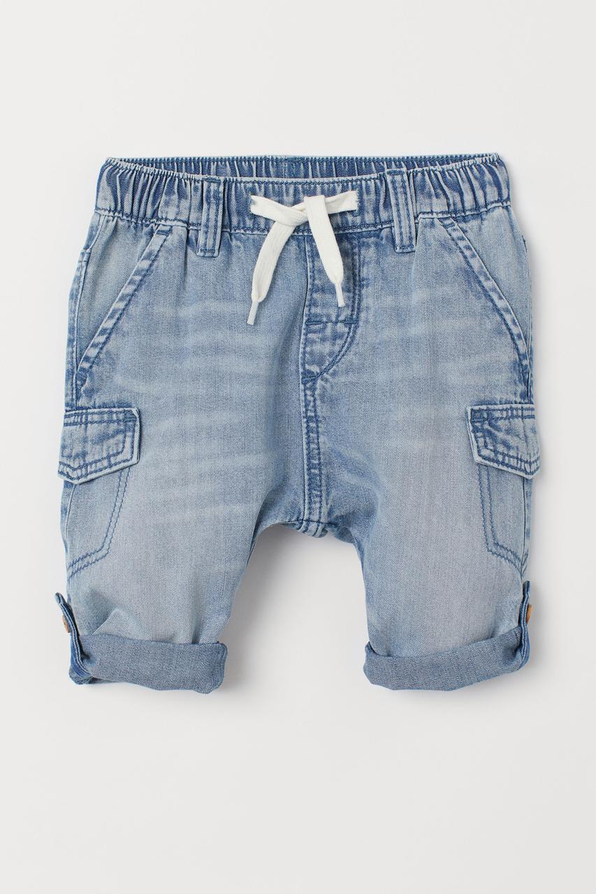 Брюки-шорты H&M джинсовые (SW-12)