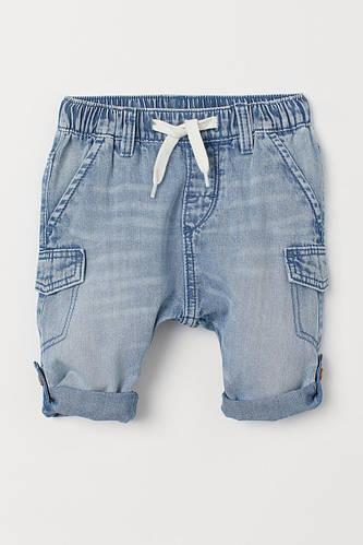 97d6a6e91a1e Брюки-шорты H&M джинсовые (SW-12) 2-3Y(98cm)