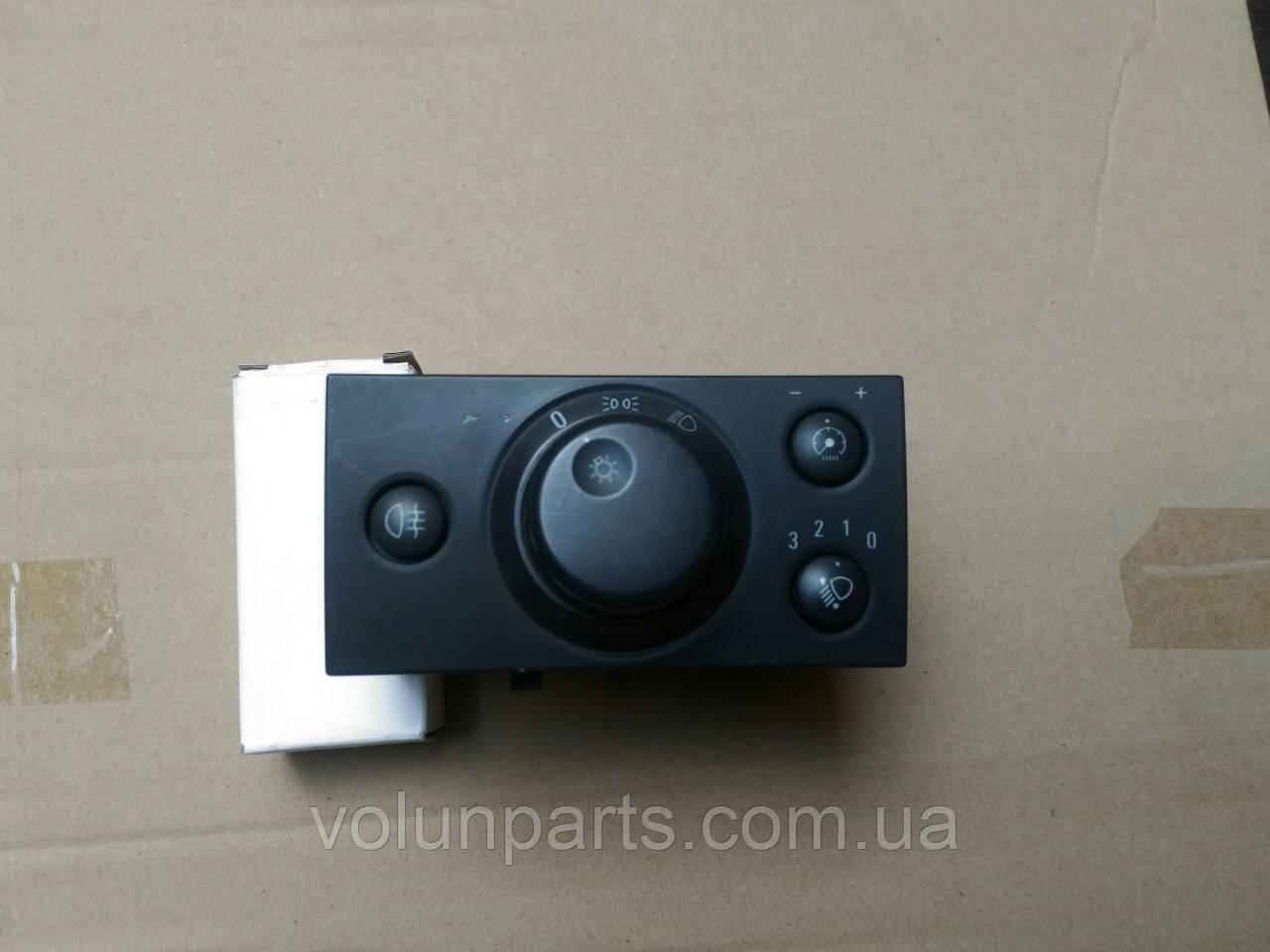 Блок управления светом Opel Vectra C 13230796DA б/у