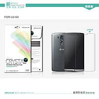 Защитная пленка Nillkin для  LG G3 глянцевая