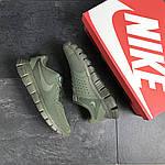 Мужские кроссовки Nike Free Run 5.0 (темно-зеленые) , фото 2