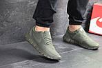 Мужские кроссовки Nike Free Run 5.0 (темно-зеленые) , фото 4