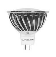 "EUROLAMP LED Лампа ЕКО серія ""D"" SMD MR16 7W GU5.3 3000K"