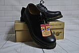 Ботинки полуботинки туфли Dr.Martens 1461 (BLACK) Размер 41 42 43 44 45, фото 3