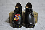 Ботинки полуботинки туфли Dr.Martens 1461 (BLACK) Размер 41 42 43 44 45, фото 5