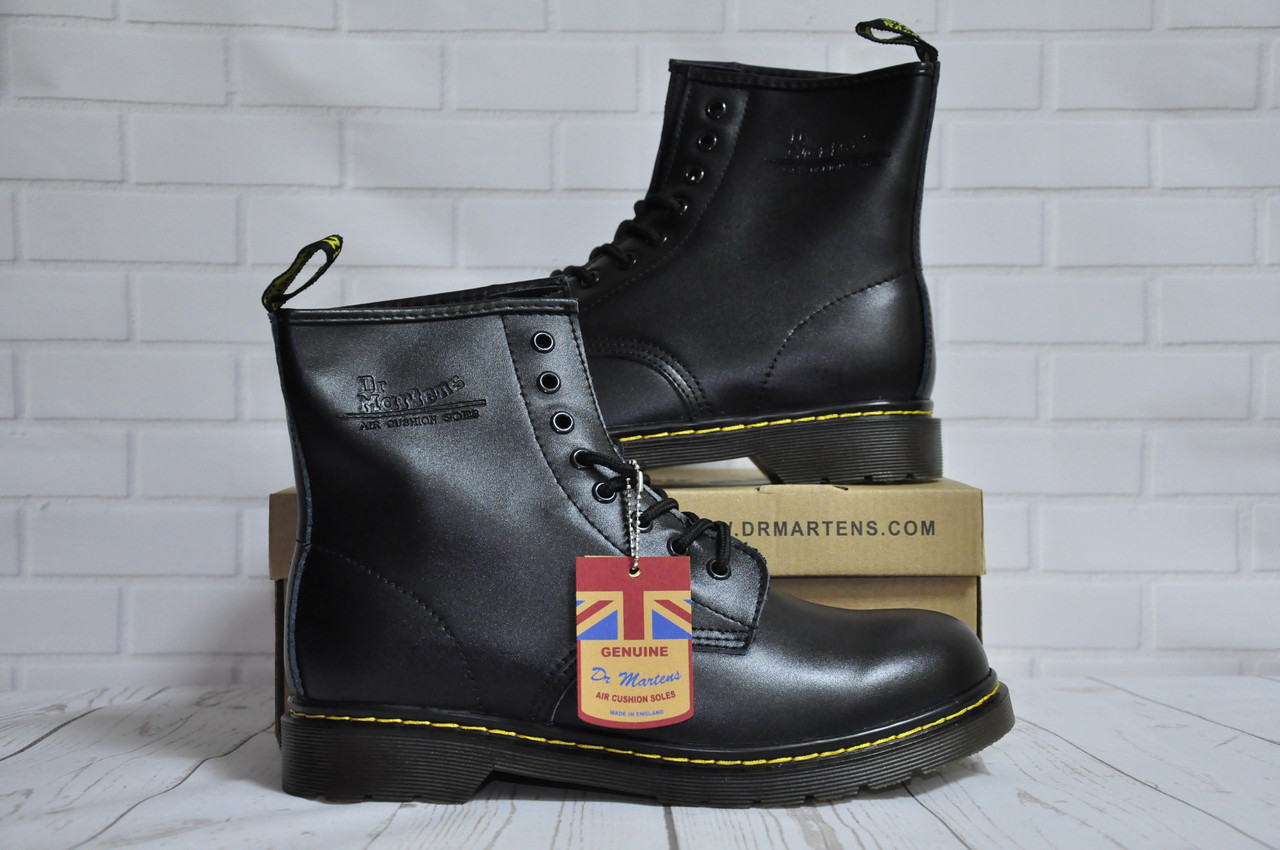 ЖЕНСКИЕ Ботинки Dr.Martens 1460 (BLACK) Размер 35 36 37 38 39 40 41