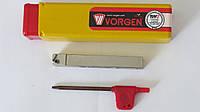 Резец резьбовой для наружной резьбы с механическим креплением 1010 11E SER Vorgen