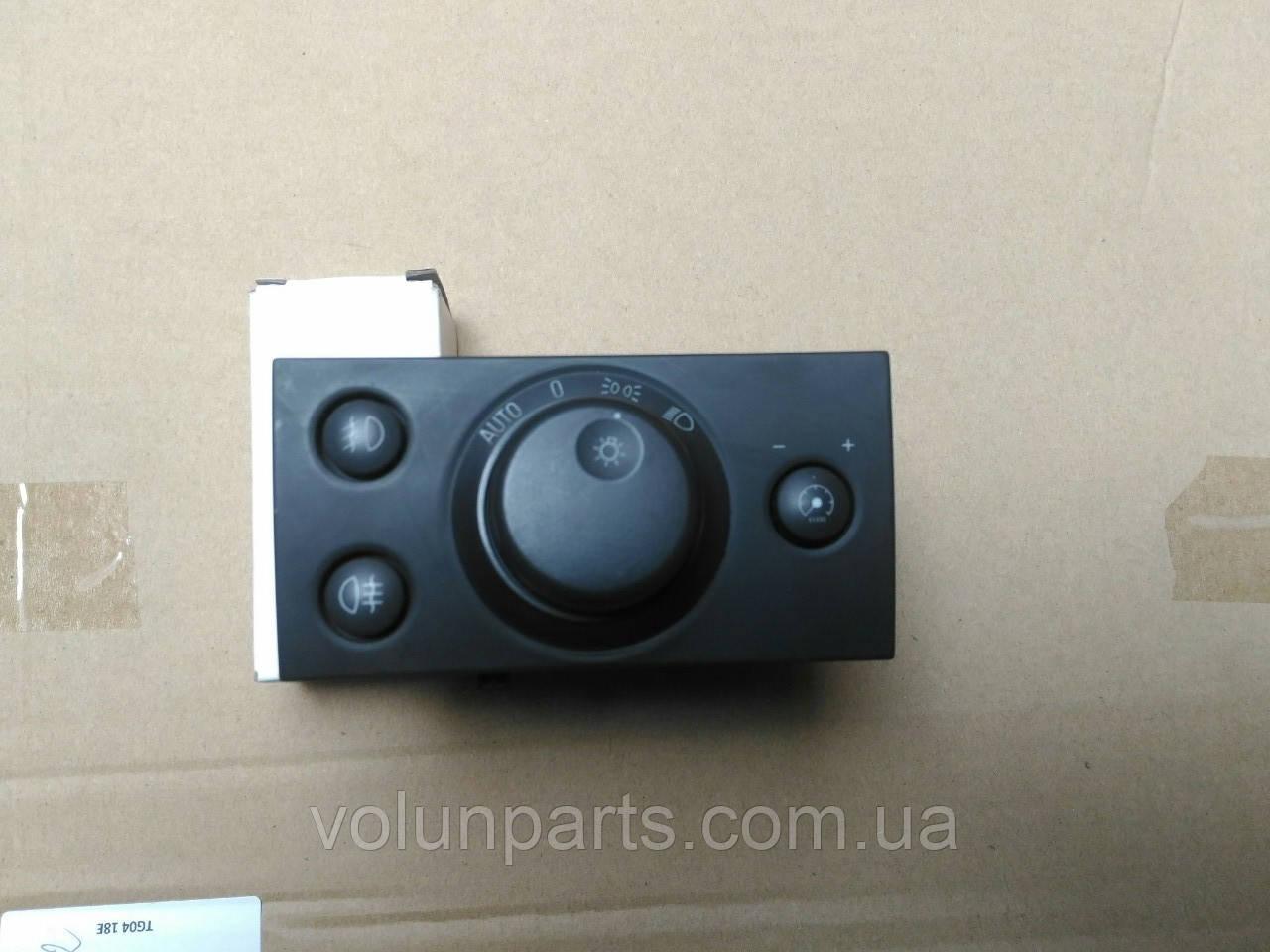 Блок управления светом Opel Vectra C 13177070AC б/у