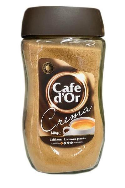 Розчинна кава Cafe d'Or Crema 160 г