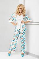 Пижама тройка Zoe  366 НБ