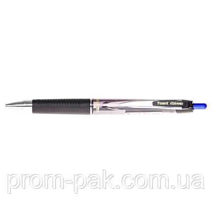 Шариковая ручка Axent Grand синяя , фото 2