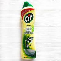 """Крем для чистки актив CIF """"Лимон"""" 500 мл"""