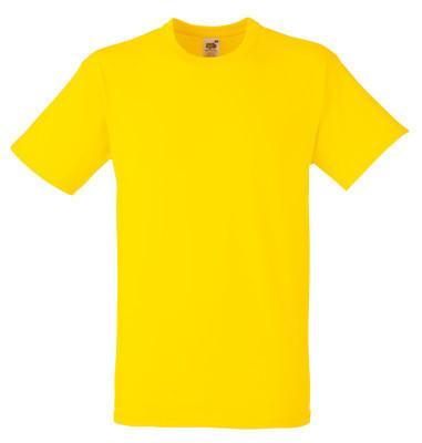 Мужская футболка плотная M, K2 Желтый