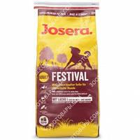 Josera Dog Festival Сухой корм для собак с лососем и рисом, 15 кг