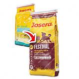 Josera Dog Festival Сухой корм для собак с лососем и рисом, 15 кг, фото 2