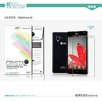 Защитная пленка Nillkin для LG Optimus G E975 глянцевая