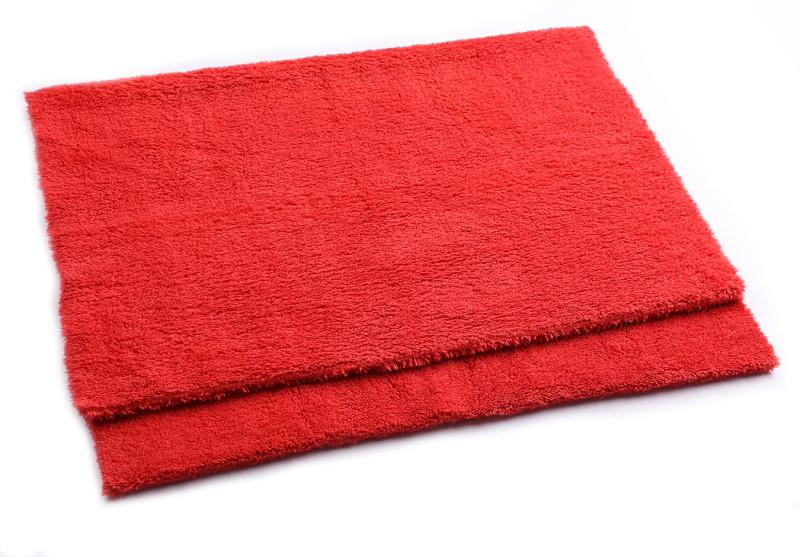 SGCB SGGD122 Edgeless Monster Towel Микрофибра без оверлока красная 40х60 см