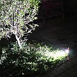 Многофункциональный светодиодный мощный фонарь с аварийным освещением аккумуляторный W837 / Аварийный фонарь , фото 6