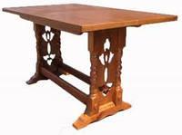 Стол обеденный Леон деревянный