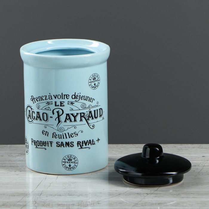 """Емкость для сыпучих """"Le Cacao Payraud"""" 600 мл"""