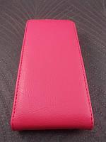 Чехол Evropa флип для Fly iQ4403 Energie 3 розовый