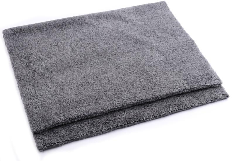 SGCB SGGD123 Edgeless Monster Towel Микрофибра без оверлока серая 40х60 см