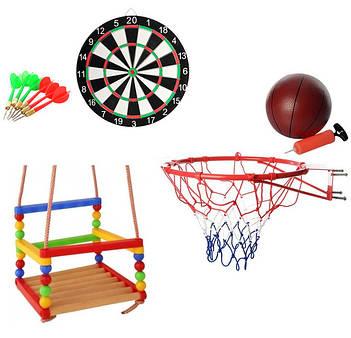 Игрушки для подвижных игр