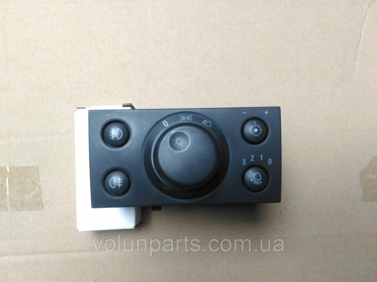 Блок управления светом Opel Vectra C 13177066AG б/у