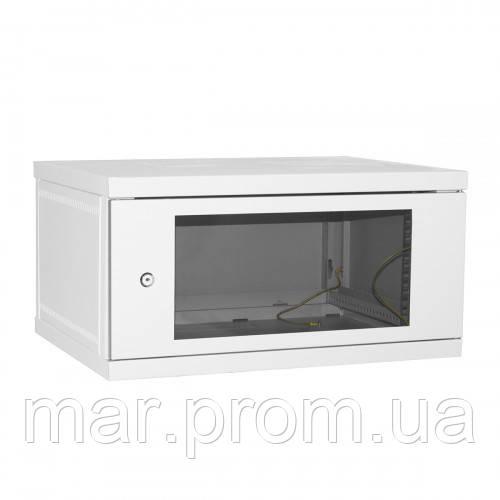 Шкаф коммутационный настенный 6U 600x600