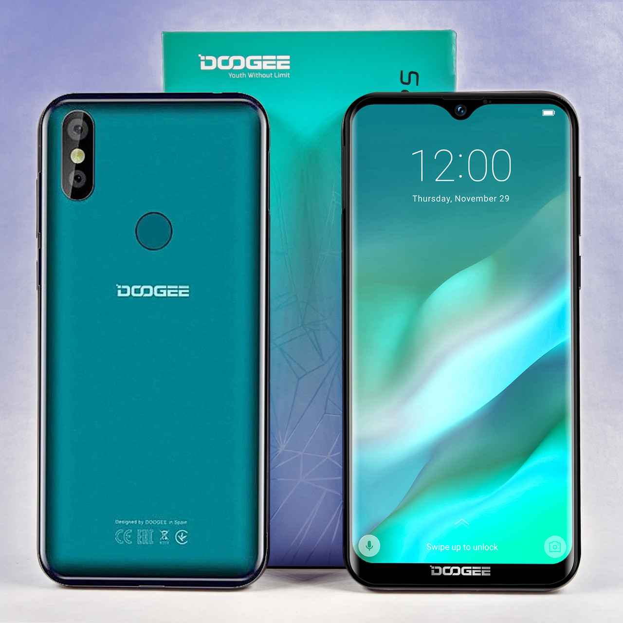 """Doogee Y8 6.1"""" 