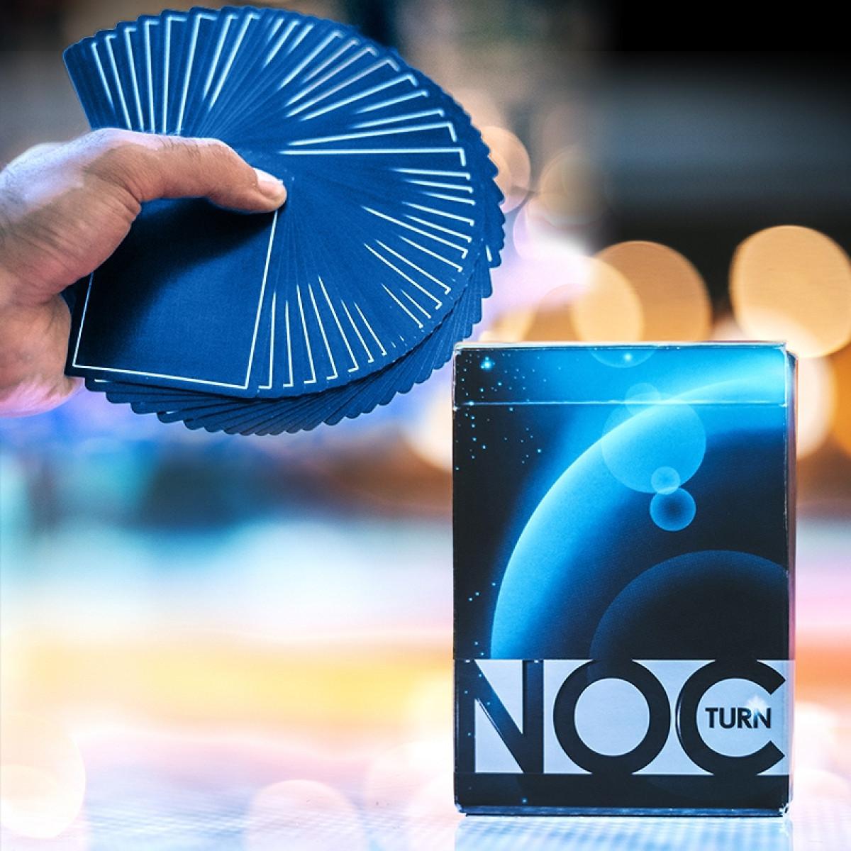 Карты игральные   NOC-Turn Playing Cards