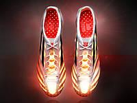 adidas представляет самые легкие футбольные бутсы в истории