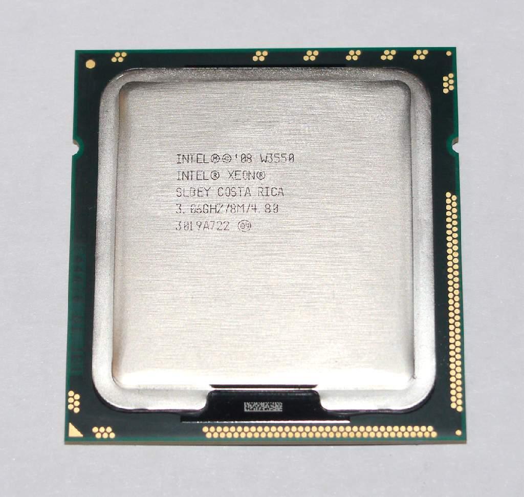 Процессор Intel Xeon W3550 /4(8)/ 3.06-3.33GHz + термопаста 0,5г