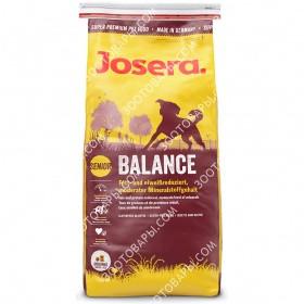 Josera Dog Senior Balance Сухой корм для взрослых пожилых собак, 15 кг