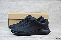 Мужские кожаные кроссовки Reebok  (Реплика) (Код: 10-80  ) ►Размеры [40,43,44], фото 1