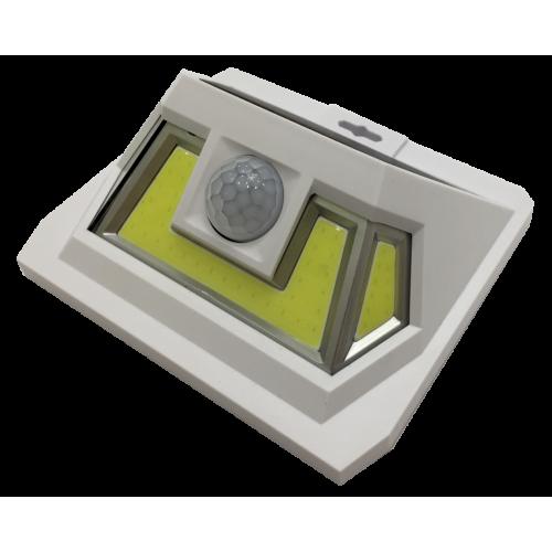 LED светильник на солнечной батарее 8W с д/д (VS-329)