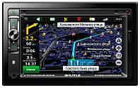 Магнитола Bluetooth, есть входы для пер./зад. хода Shuttle SDUN-6960 Black/Multicolor