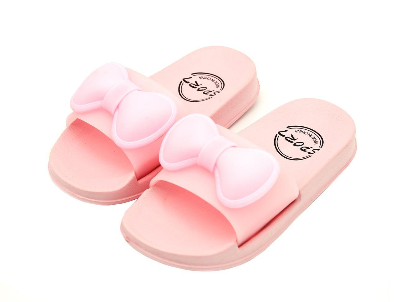 Тапочки для девочки Розовый